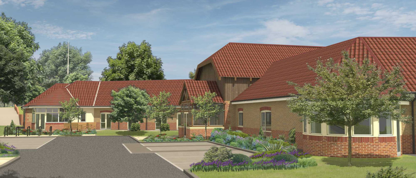 Dementia Home Being Built at the Anchorage